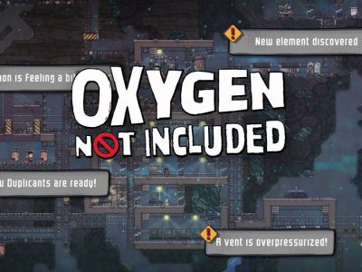 Oxygen Not Included: Molded from Klei