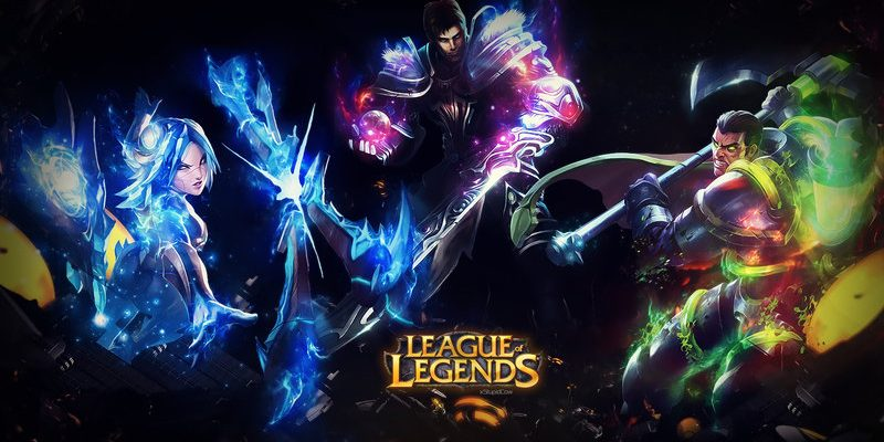 The League of Legends Phenomenon — MOBA gaming at its finest