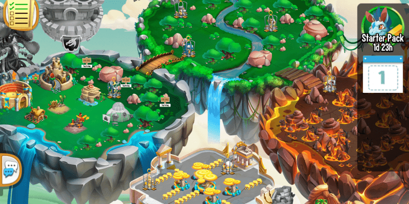 Dragon City Game Review: Add Some Dragon Fire to Your Game Life