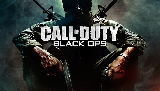 Call of Duty Black Ops Cover Image