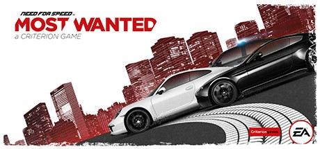 4.Need For Speed: Most Wanted Cover